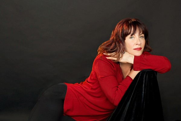 MAGNESS SINGS FOGERTY Grammy-nominated performer Janiva Magness plays The Siren on Oct. 13, touring in support of her album of Creedence Clearwater Revival and John Fogerty covers. - PHOTO COURTESY OF JEFF DUNAS