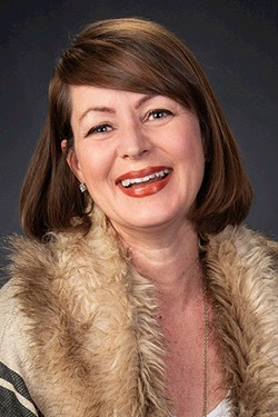 NEW LEADERSHIP The SLO Chamber of Commerce appointed Cal Poly lecturer Christina Lefevre Latner to spearhead the Family-Friendly Workplace Accelerator Program. - PHOTO COURTESY OF SLO CHAMBER OF COMMERCE