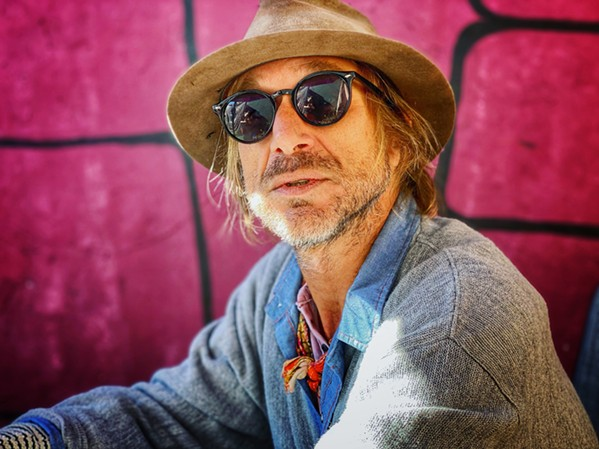 COME TO CHURCH Quirky Americana hero Todd Snider plays the Fremont in support of his funky new record, First Agnostic Church of Hope and Wonder, on Oct. 16. - PHOTO COURTESY OF TODD SNIDER
