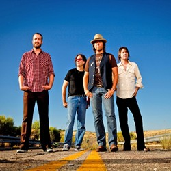 TWANGTASTIC! :  Austin-based country rockers Shurman (pictured) play The Z on Feb. 28 with the Dead Volts and the Mother Corn Shuckers. - PHOTO COURTESY OF SHURMAN