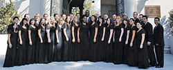 RIVERSIDE CITY COLLEGE CHAMBER SINGERS: