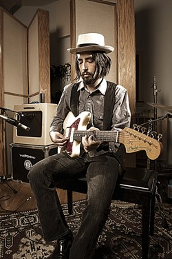 ROCK STAR :  Jackie Greene plays SLO Brew on Feb. 10. - PHOTO COURTESY OF JACKIE GREENE