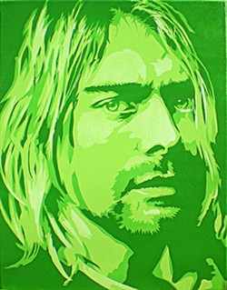 SMELLS LIKE GREEN SPIRIT : - IMAGE BY DAN WOEHRLE