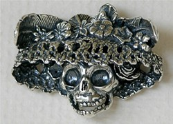 CATRINA:  BY RICHARD JORDAN - IMAGES COURTESY OF THE GALLERY AT THE NETWORK