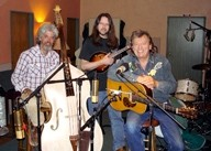 HOT STRING BAND (:  Left to right) Charlie Kleemann, Eric Brittain, and Don Lampson will deliver the goods on July 18 during a free show at Ragged Point Inn. - PHOTO BY STEVE CRIMMEL