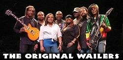 THE OLD ORIGINALS :  The Original Wailers, including three members who worked closely with Bob Marley up until the time of his death, play the Graduate on Nov. 3. - PHOTO COURTESY OF THE ORIGINAL WAILERS