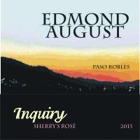 EDMOND AUGUST 2013 INQUIRY SHERRY'S ROSE PASO ROBLES :