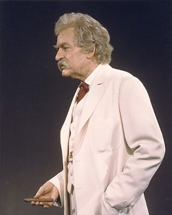 HAL HOLBROOK: MARK TWAIN TONIGHT! :  Oct. 15, 8 p.m. $16-$52. - PHOTO COURTESY OF CAL POLY ARTS