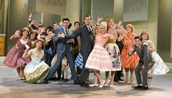 BRING ON THE CHEESE :  John Waters' 1988 film Hairspray was remade in 2007 - PHOTOS COURTESY OF MOVIEWEB.COM