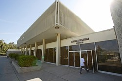 RETIREE FLUX :  San Luis Obispo High School lost five teachers to retirement this year, among 28 retirees district wide. - PHOTO BY STEVE MILLER