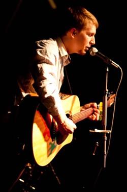 IS RAD! :  On June 6, Loren Radis will bring his award-winning original music to Shell Café. - PHOTO COURTESY OF LOREN RADIS