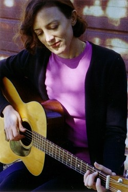 SHE WRITES THE SONGS :  …Singer-songwriter Wendy Liepman, one half of the local treasure Bob and Wendy, is being honored on April 1 with a tribute show at Upper Crust Trattoria in SLO. - PHOTO COURTESY OF WENDY LIEPMAN