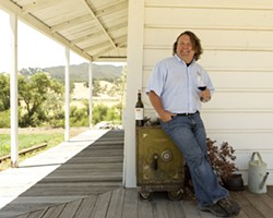 SAFE AND SOUND :  Any wine Mike Sinor produces is bound to be a special treat at any price. - PHOTO BY STEVE E. MILLER
