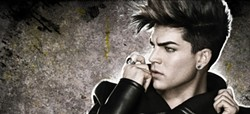 FIERCE!:  American Idol star Adam Lambert will be up to his neck in cowboys on July 19 when he plays the main stage at the California Mid State Fair. - PHOTO COURTESY OF ADAM LAMBERT