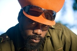 FEELIN' THE BEAT:  Renowned reggae singer Michael Rose of Black Uhuru fame is joined by world-famous reggae rhythm section Sly and Robbie at SLO Brew on Sept. 19. - PHOTO COURTESY OF MICHAEL ROSE