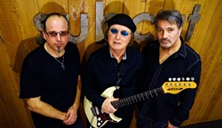 SEVEN SISTERS FRIDAY!:  Proto-British blues rockers Kim Simmonds and Savoy Brown headline the July 11 Seven Sisters Fest at El Chorro Regional Park. - PHOTO COURTESY OF KIM SIMMONDS AND SAVOY BROWN