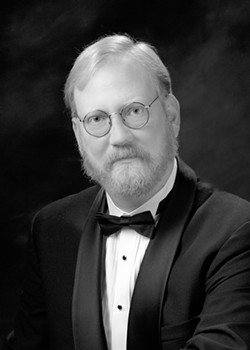 LAST ORGAN TRANSPLANT :  The final concert of the Forbes Pipe Organ Recital Series will be performed by Cal Poly music professor and University Organist Paul Woodring on June 1. - PHOTO COURTESY OF PAUL WOODRING