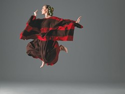 ESSENTIAL GRAHAM :  April 27 at 7 p.m. at the Cohan Center.$20-48. marthagraham.org/center/. - PHOTO COURTESY OF THE MARTHA GRAHAM DANCE COMPANY
