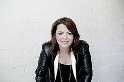 LAUGHING MATTER:  Comedian Kathleen Madigan's been doing stand-up for more than 20 years, been featured on countless late night shows, and even wrote for Garry Shandling when he hosted the Emmys. - PHOTO COURTESY OF CAL POLY ARTS