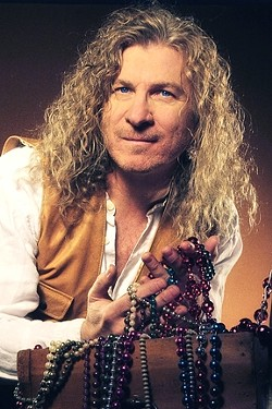 NEW AGE! :  Three-time Grammy nominee David Arkenstone and his band play Painted Sky on Dec. 12 and the Park Ballroom on Dec. 13. - PHOTO COURTESY OF DAVID ARKENSTONE