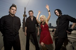 NUNN BETTER!:  Terri Nunn will lead her band Berlin through its paces on June 6 at Templeton's Venteux Vineyards. - PHOTO COURTESY OF BERLIN