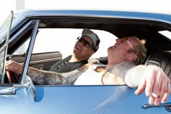 A NEW ERA :  Sublime with Rome, featuring original Sublime member Eric Wilson and new singer Rome Ramirez, will bring infectious punk-reggae to Avila Beach Resort on July 24. - PHOTO COURTESY OF SUBLIME WITH ROME
