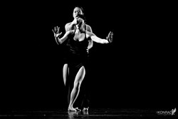 WHO'S THERE? :  Guest choreographers Holly Johnston, Markeith Wiley, and Mark Esperanza showcase their talents in Immersion. (Pictured are dancers from last year's Orchesis concert, Shift.) - PHOTOS BY KAMIL KONRAD PHOTOGRAPHY