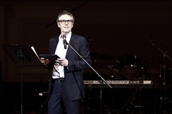 HOST WITH THE MOST:  For 20 years now, Ira Glass has been the host of the popular radio show 'This American Life,' which documents the lives and stories of both ordinary and extraordinary people. - PHOTO COURTESY OF EBRU YILDIZ