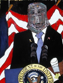 STATE OF THE UNION : - IMAGE BY DONALD ARCHER