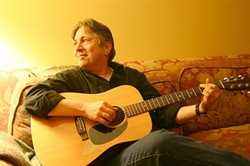 SONGWRITER'S SONGWRITER :  Shawn Colvin collaborator Jim Bruno plays Aug. 14 at Sculpterra. - PHOTO COURTESY OF JIM BRUNO