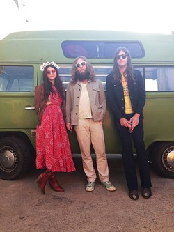 DREAM POP:  The Blank Tapes play SLO Brew on Aug. 13. - PHOTO COURTESY OF THE BLANK TAPES