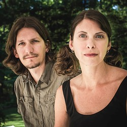SOUL SONGS:  Americana duo Mare Wakefield and Nomad play Oct. 9 at D'Ambino Cellars. - PHOTO COURTESY OF MARE WALEFIELD & NOMAD