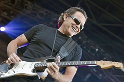 R&B SHREDDER :  Tommy Castro plays the SLO Blues Society show on Sept. 26 at the SLO Vets Hall. - PHOTO BY LEWIS MACDONALD