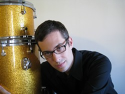 HE'LL TAKE YOU THERE :  NYC drummer-composer Matt Slocum has an amazing new album and a show at Steynberg on Oct. 17 to promote it. - PHOTO COURTESY OF MATT SLOCUM