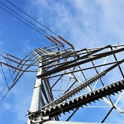 SPARKS :  Power-line and transformer accidents cause many California wildfires. - FILE PHOTO