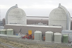 OOPS :  Workers at Diablo Canyon Nuclear plant recently discovered two long-misaligned switches that could have created problems in an emergency. - PHOTO BY STEVE E. MILLER