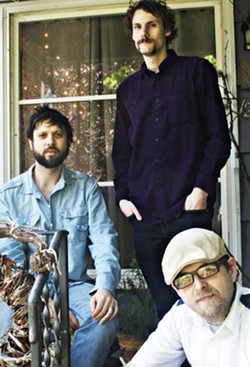 NASHVILLE BOUND:  Gritty Eugene, Oregon-based musicians the Robert Meade Trio will play the Frog and Peach on June 29 during their tour to Nashville. - PHOTO COURTESY OF THE ROBERT MEADE TRIO