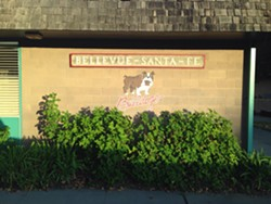 CHARTER CLASH:  The idyllic Bellevue-Santa Fe Charter School in Avila Beach is the somewhat unlikely setting for a heated dispute between various groups of parents concerned about the school's admissions policy. - PHOTO BY RHYS HEYDEN