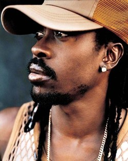 HE'S THE MAN :  Beenie Man, who got his start at the tender age of 10, plays Downtown Brew on Oct. 4. - PHOTO COURTESY OF BEENIE MAIN