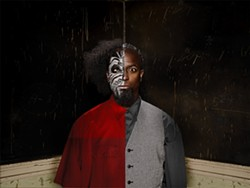 NEO PRIMATIVE :  Hip-hop hero Tech N9ne hits SLO Brew on Oct. 18. - PHOTO COURTESY OF TECH N9NE