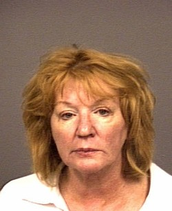 LIKE MOTHER :  Karen Guth - PHOTO COURTESY OF SLO SHERIFF'S DEPT.