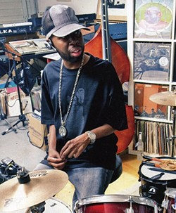 NOTHING LIKE THIS:  Truly one of a kind, J-Dilla still influences hip-hop today. - PHOTO BY ROGER ERICKSON, STONES THROW RECORDS