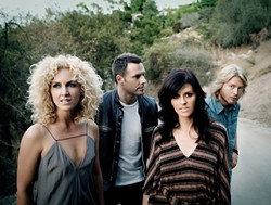 HARMONY:  Vina Robles Amphitheatre presents Little Big Town and their amazing four-part vocal harmonies on June 23. - PHOTO COURTESY OF LITTLE BIG TOWN