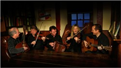 IRISH HERALDS :  Traditional Celtic act Altan will be at the Clark Center on March 18 for one final dose of Celtic song. - PHOTO COURTESY OF ATLAN