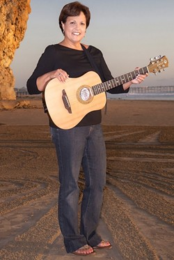 MUSIC AND LYRICS:  Diana Carter will be performing at the National Library Week's kick-off event at the Nipomo Library. - PHOTO COURTESY OF DIANA CARTER