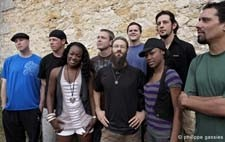 DEEP ROOTS :  Roots reggae act Groundation hits Downtown Brew on Oct. 10, with a new album in tow. - PHOTO COURTESY OF GROUNDATION
