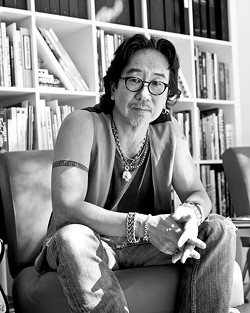 FLASHBACK:  Meet Dennis Mukai on Feb. 22 at the Just Looking Gallery when a retrospective of his work opens. - PHOTO COURTESY OF DENNIS MUKAI