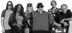 PELIGROSO :  Dr. Danger brings blues chops to SLO Down Pub for a blues dance party on Dec. 31. - PHOTO COURTESY OF DR. DANGER