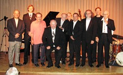 PIANO-RAMA! :  The 27th Annual Piano Showcase hosted by the SLO Jazz Federation happens on May 7 in Unity Concert Hall. - PHOTO COURTESY OF THE SLO JAZZ FED