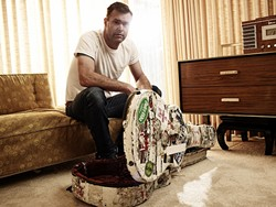 CANADIAN COUNTRY :  Roots and country singer-songwriter Corb Lund and his band The Hurtin' Albertans play Dec. 2 at SLO Brew, courtesy of Numbskull and Good Medicine Presents. - PHOTO BY SCOTT COUNCIL